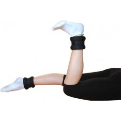 ankle/wrist - weights-with-velcro- closure -1/2 kilo-pastorelli
