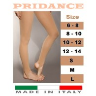 Microfiber footless tight - Pridance
