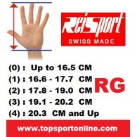 Reisport Men's Ring Grips-SWISS-CUP