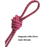 """gym Rope-for-competitions-PASTORELLI -""""METALLIC"""" --F.I.G. approved"""