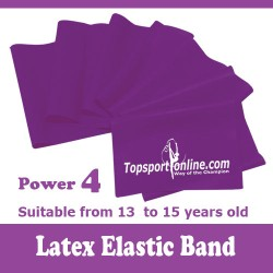 Latex  Elastic Band Power 4